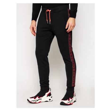 Rage Age Spodnie dresowe Compare 2 Czarny Slim Fit