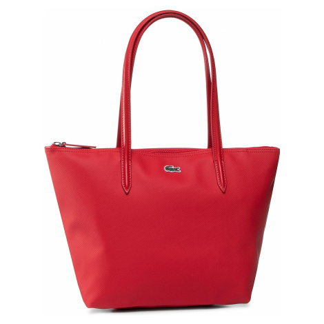 Torebka LACOSTE - S Shopping Bag NF2037PO High Risk Red 883