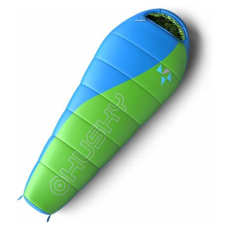Sleeping bag Outdoor Kids Merlot -10 ° C green Husky