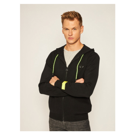 Guess Sweter Cardi M0YR57 Z26I0 Czarny Regular Fit