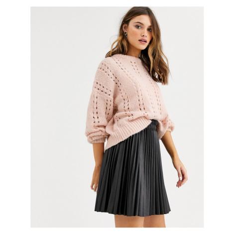 Vila open stitch jumper