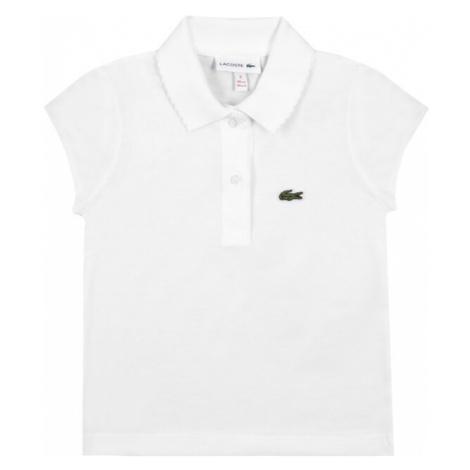 Lacoste Polo PJ3594 Biały Regular Fit
