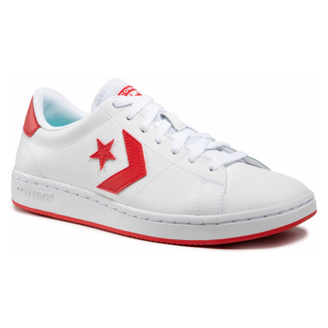 Sneakersy CONVERSE - All Court Ox 170251C White/University Red