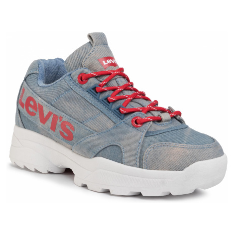 Sneakersy LEVI'S - VSOH0011T Lt Blue 0034 Levi´s