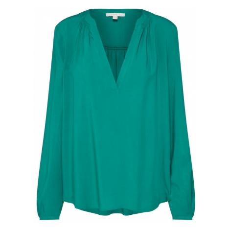 ESPRIT Bluzka zielony