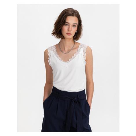 Vero Moda Phine Podkoszulek Biały