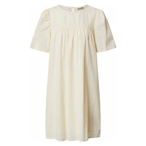 Vero Moda Petite Tunika offwhite / naturalna biel / biały