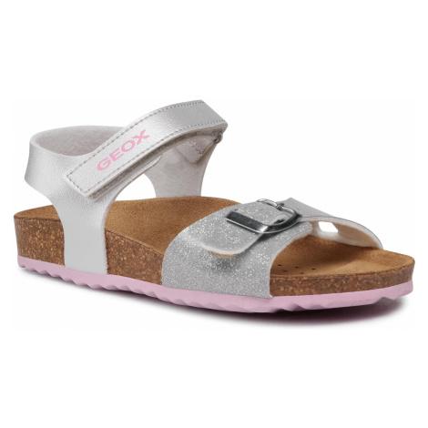 Dziewczęce sandały Geox