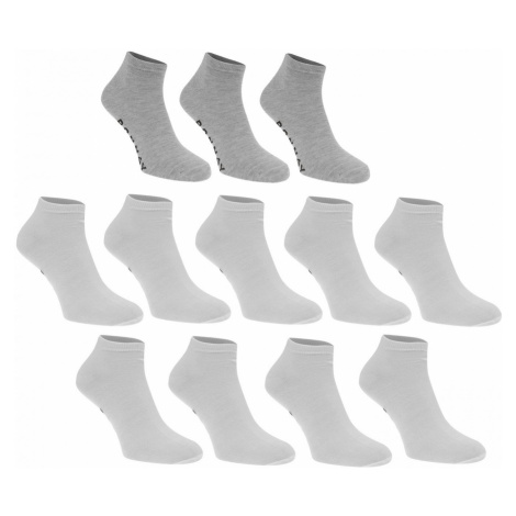 Donnay Trainer Liner Socks 12 Pack Mens