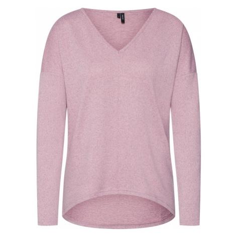 VERO MODA Koszulka 'MALENA' różowy pudrowy