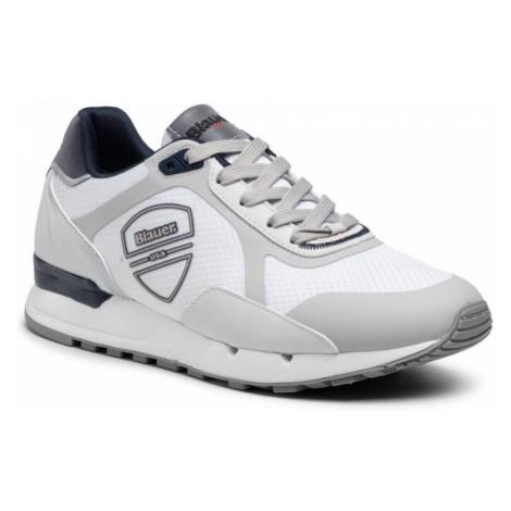 Blauer Sneakersy S1TYLER03/RIP Biały