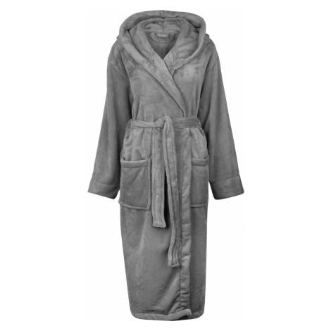 Linea Fleece Hood Dressing Grown