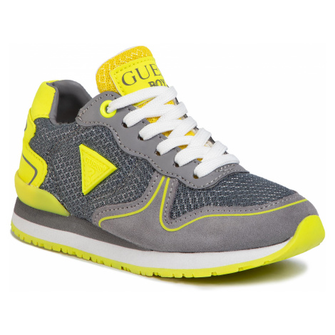 Sneakersy GUESS - Glorym Jr FI6GOJ ELE12 GRY