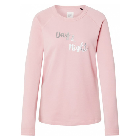 SCHIESSER Koszulka do spania różowy pudrowy
