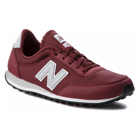 Sneakersy NEW BALANCE - U410BUG Bordowy