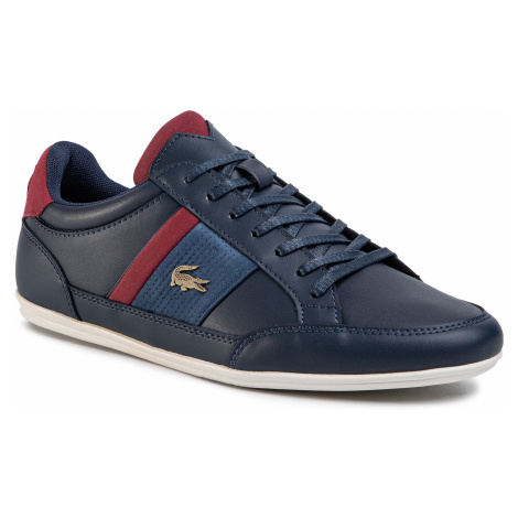 Sneakersy LACOSTE - Chaymon 120 4 Cma 7-39CMA0012 Nvy/Dk Red