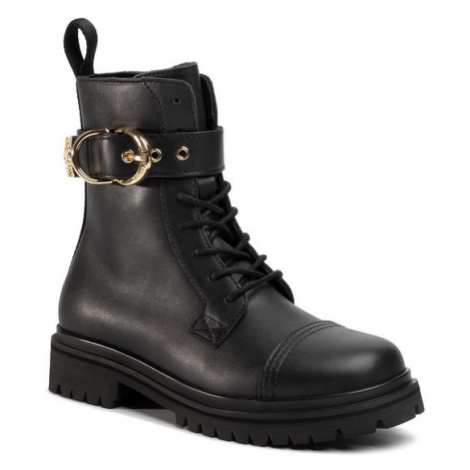 Versace Jeans Couture Trapery E0VVBS41 Czarny