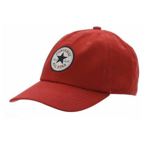 czapka z daszkiem Converse Tipoff Chuck Baseball/10008474 - A03/Enamel Red