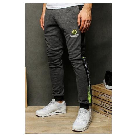 Spodnie dresowe męskie DStreet UX2530