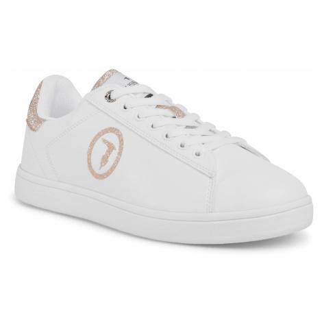 Sneakersy TRUSSARDI JEANS - 79A00565 W626