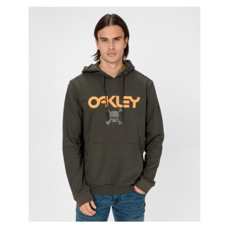 Oakley TC Skull Bluza Zielony