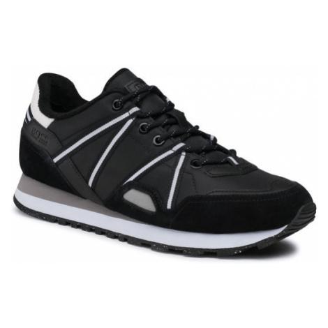 Boss Sneakersy Parkour 50452032 10235031 01 Czarny Hugo Boss