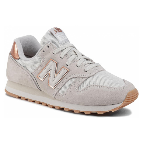 Sneakersy NEW BALANCE - WL373CD2 Szary