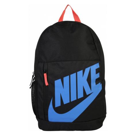 Nike Sportswear Plecak niebieski / czerwony / czarny
