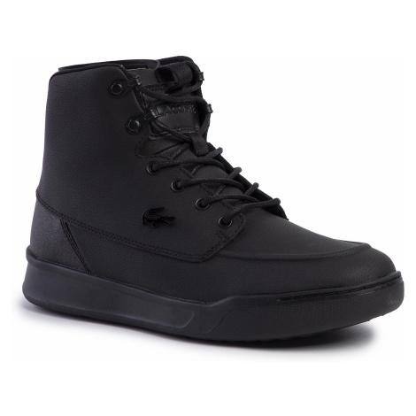 Sneakersy LACOSTE - Explorateur Techhi4191cma 738CMA000302H Blk/Blk