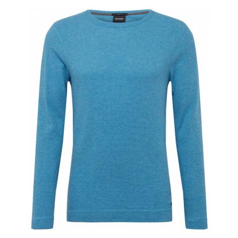 BOSS Sweter 'Tempest' niebieski Hugo Boss