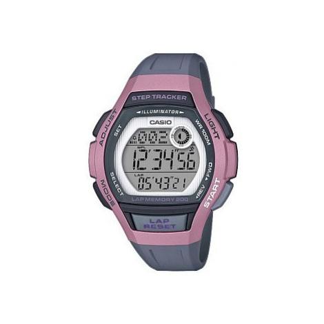 Dámské hodinky Casio LWS-2000H-4A