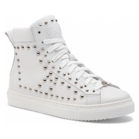 Eva Minge Sneakersy EM-08-06-000247 Biały
