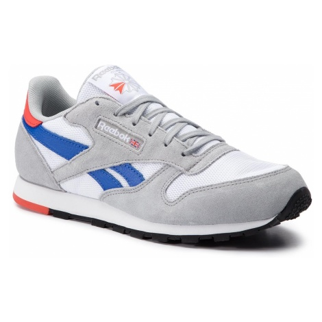 Buty Reebok - Classic Leather DV4395 White/Grey/Cobalt/Orange