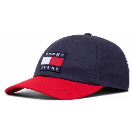 Czapka z daszkiem TOMMY JEANS - Tjw Heritage Cap AW0AW08577 0GY Tommy Hilfiger