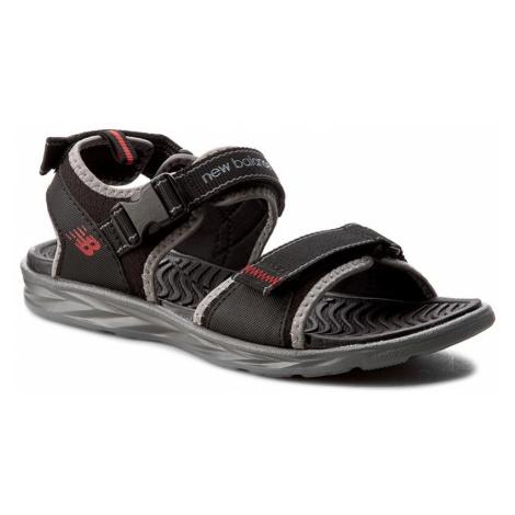 Sandały NEW BALANCE - M2067BGR Czarny