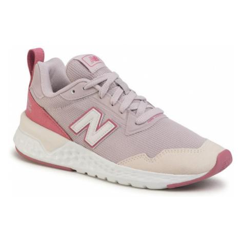 New Balance Sneakersy WS515CB2 Różowy