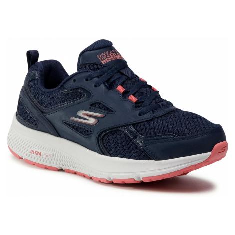 Buty SKECHERS - Go Run Consistent 128075/NVPK Navy/Pink