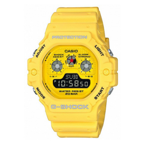 Zegarek G-SHOCK - DW-5900RS-9ER Yellow/Yellow Casio
