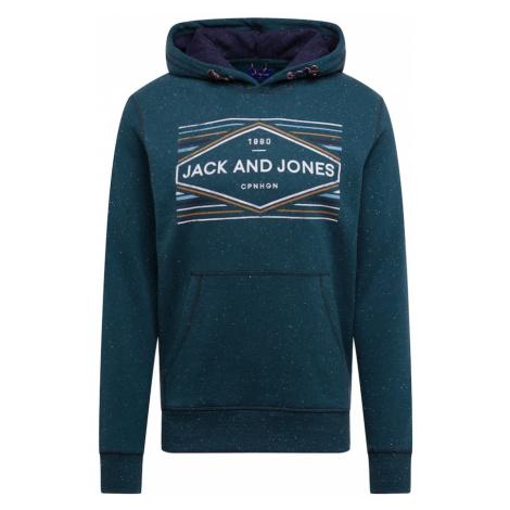 JACK & JONES Bluzka sportowa benzyna / mieszane kolory