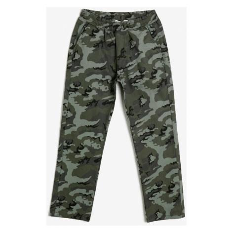 Spodnie Koton