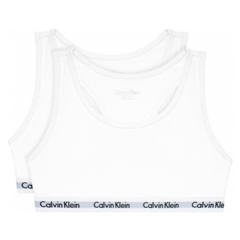 Calvin Klein Underwear Komplet 2 biustonoszy G80G800437 Biały