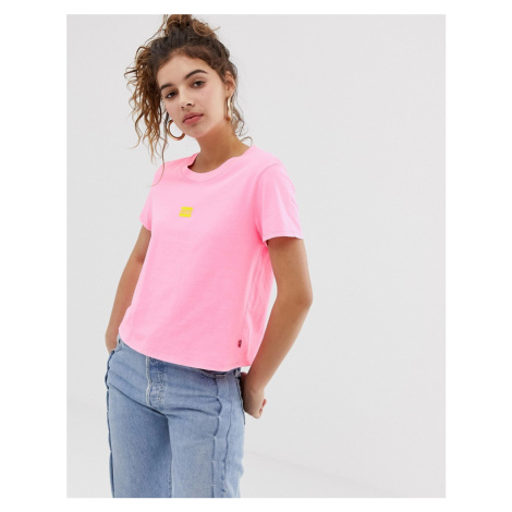 Levi's sporty t-shirt with chest logo Levi´s