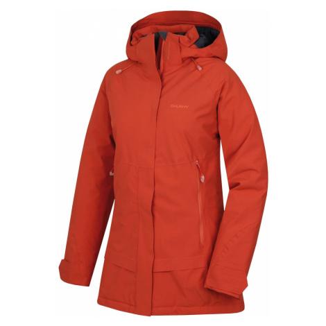 Women's hardshell coat HUSKY NIGALO L