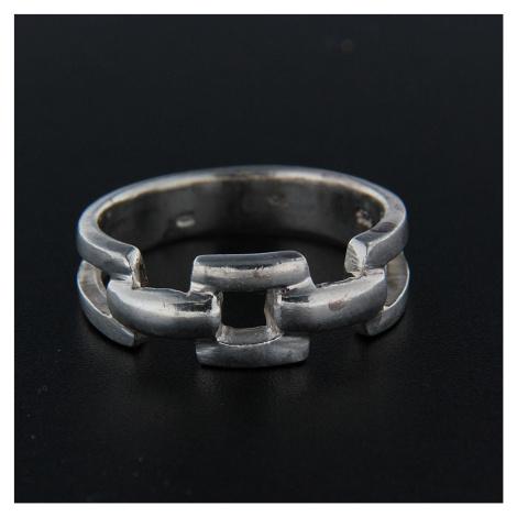 Pierścionek srebrny 14361