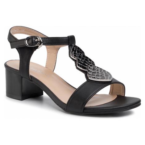 Sandały CLARA BARSON - WSS20252-01 Black