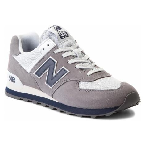 Sneakersy NEW BALANCE - ML574ESD Szary
