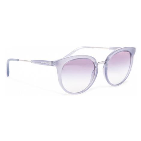 Emporio Armani Okulary przeciwsłoneczne 0EA4145 583119 Niebieski