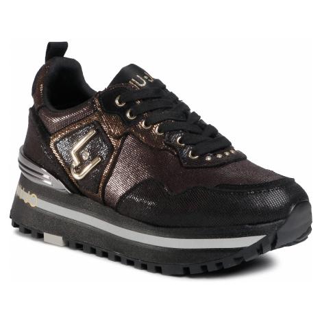 Sneakersy LIU JO - Wonder Maxi 01 BF0069 EX014 Black 22222