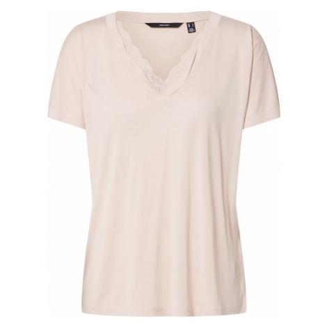 VERO MODA Koszulka 'SOFIA' różowy pudrowy