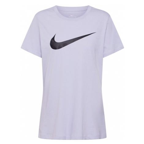 Nike Sportswear Koszulka 'SWOOSH' liliowy
